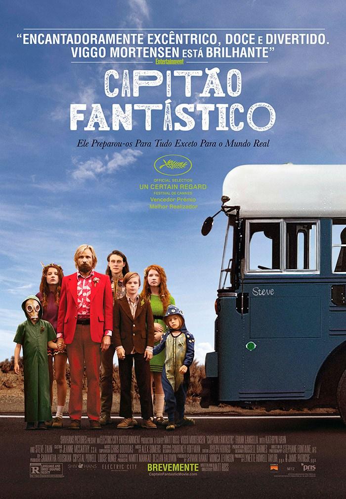 Capitão Fantástico – Dublado – HD 720p Online