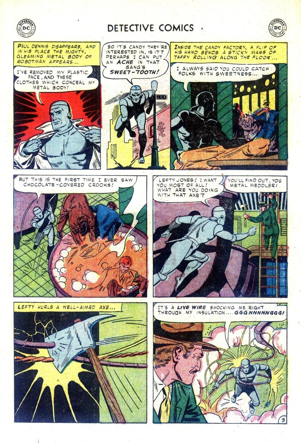 Read online Detective Comics (1937) comic -  Issue #188 - 19
