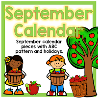 https://www.teacherspayteachers.com/Product/September-Calendar-Pieces-White-Set-1938247