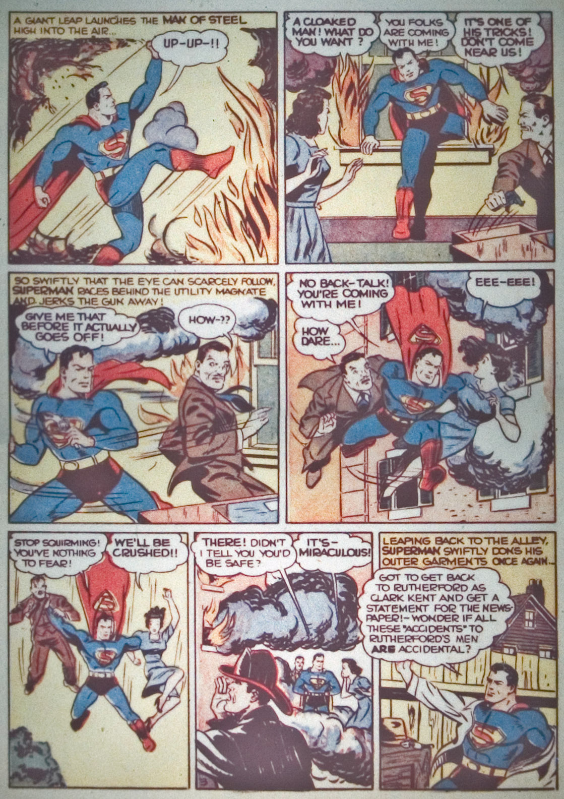 Read online World's Finest Comics comic -  Issue #1 - 5