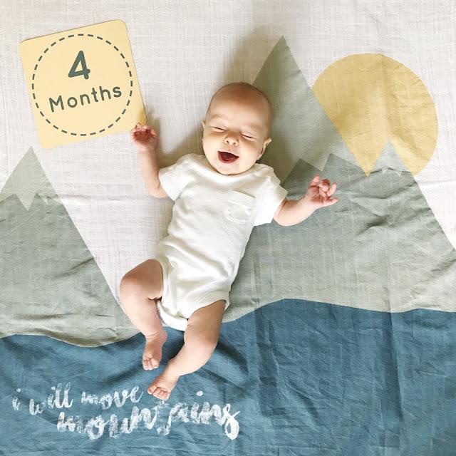 Emmy Four Months
