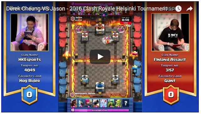 Tournament QFs Derek Cheung VS Jason - 2016