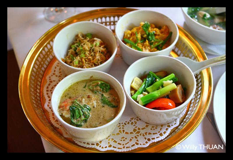 Elephant Restaurant Menu