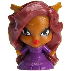MH Tech 4 Kids Clawdeen Wolf Figure