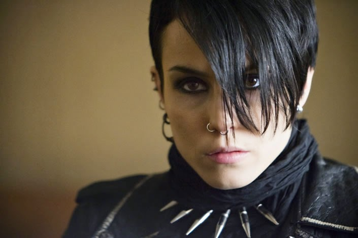 The Girl With the Dragon Tattoo: Noomi Rapace | A Constantly Racing Mind