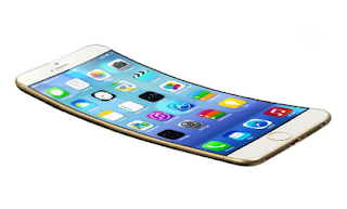iPhone Curve Screen