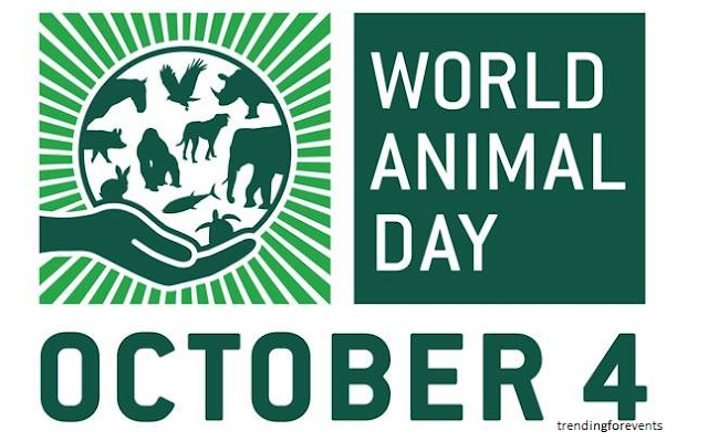 The World Animal Day-History,About,Aims,Why all in this Blog?