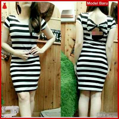 RFX120 MODEL DRESS VONI SALUR MOTIF ASLI FIT L