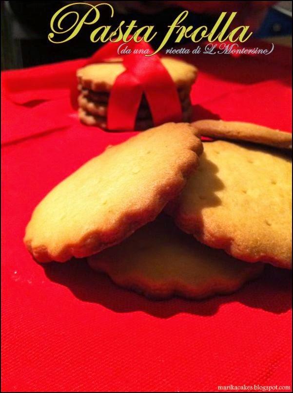 Marikacakes Pasta Frolla Di L Montersino