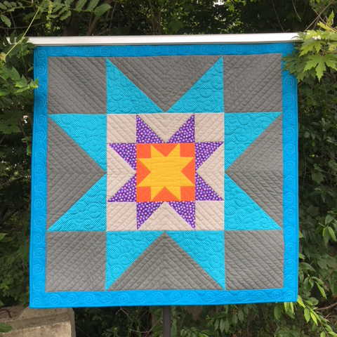 Stars Galore Quilt Free Pattern