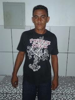 Polícia Militar captura homem que matou companheira a pauladas e facadas em São Benedito do Rio Preto-MA