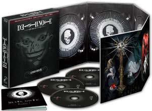 DEATH NOTE. Blu-ray Edición Coleccionista