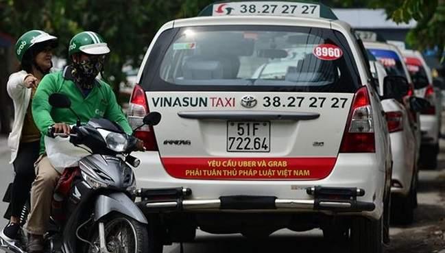 Vinasun, Mai Linh phải bán xe sống qua ngày trước sức ép của Grab - Ảnh 1