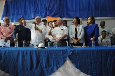 Hipólito declara que el gran enemigo del desarrollo de los dominicanos y del mundo lo representa el flagelo de la corrupción