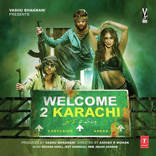 Welcome 2 Karachi (2015) Hindi Movie 480p HDRip Download