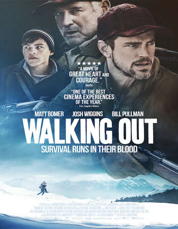 Walking Out 2017 Full English Movie BRRip Download