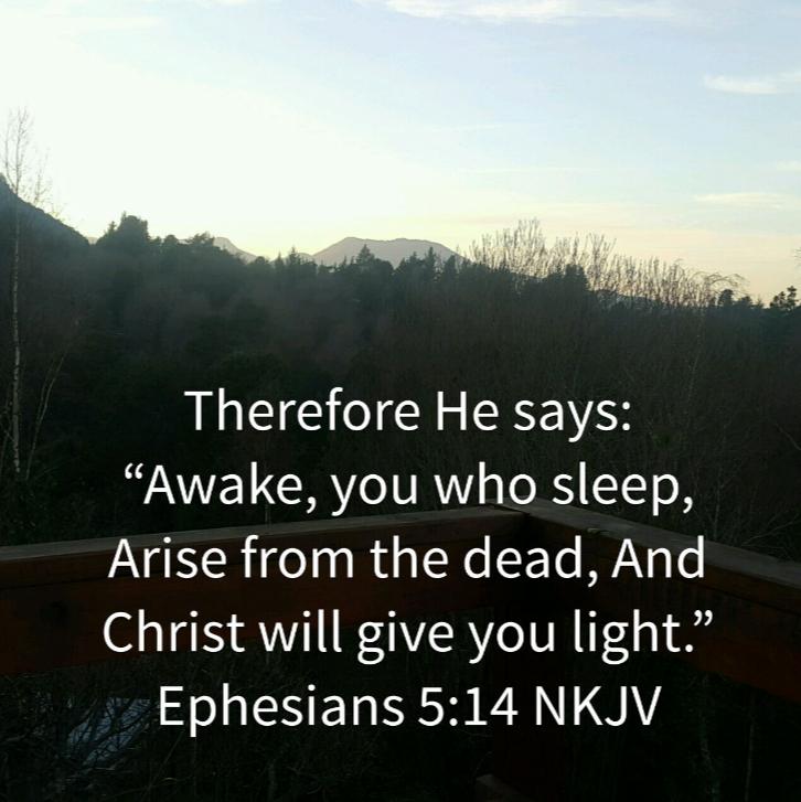 St Patrick-On-The-Hill: Sermon 17th July: Awake O sleeper!
