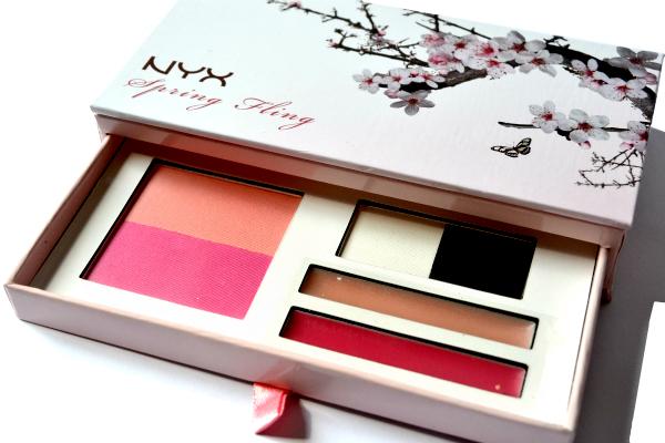 NYX Spring Fling Palette