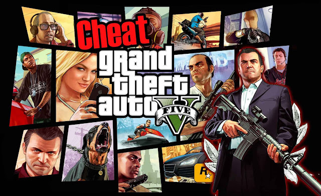 cheat gta 5 ps3