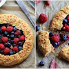 Resep Membuat Fruit Galette With Berries. Enaaak Bangeet dan Gampang Banget Tanpa Cetakan