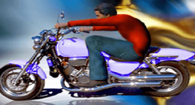 تحميل لعبة السائق الغاضب furious biker برابط سريع