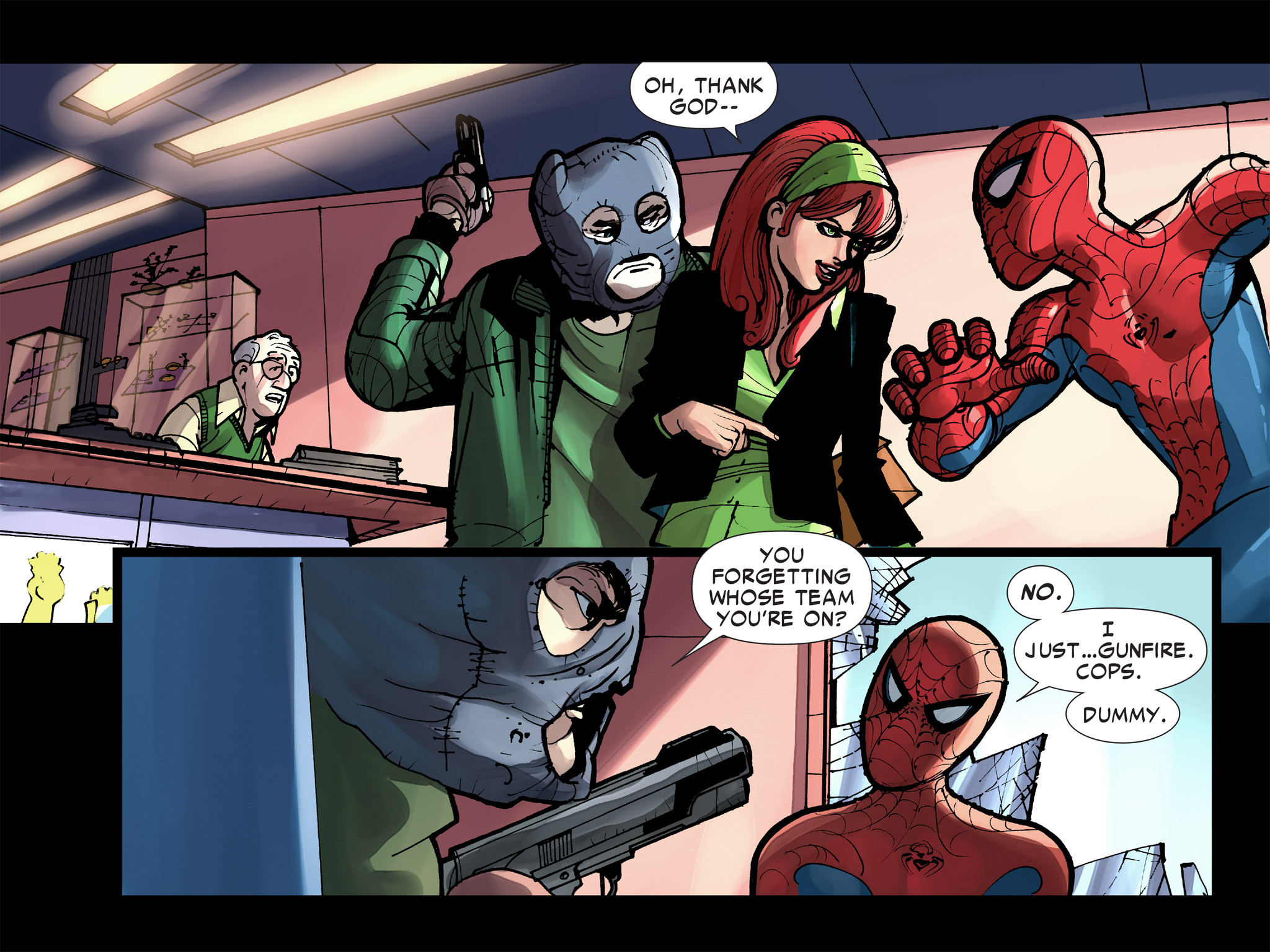 Read online Amazing Spider-Man: Who Am I? comic -  Issue # Full (Part 2) - 56