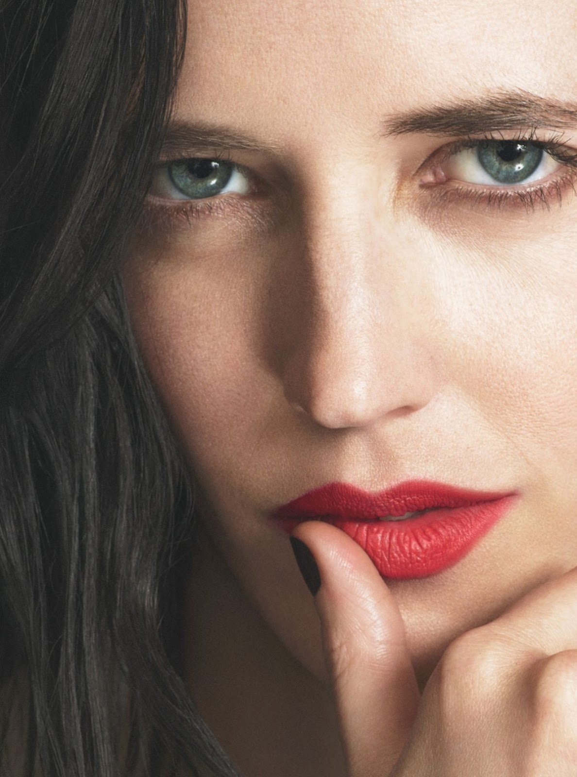 Eva Green HQ Photoshoot for W Magazine August 2016 Issue