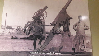 Çanakkale Uçak Savar Top