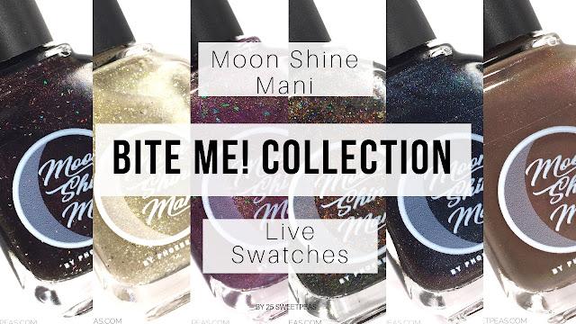 Moon Shine Mani Bite Me Collection