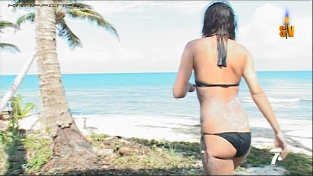 Mireia Canalda en bikini