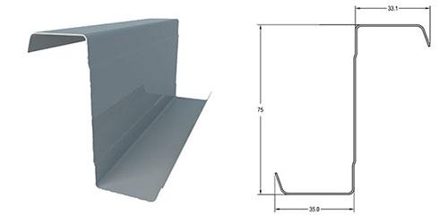 pabrik baja ringan profil z apa itu rangka atap griya bagus