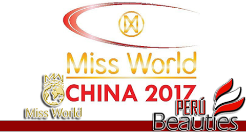Miss Mundo 2017 será en China