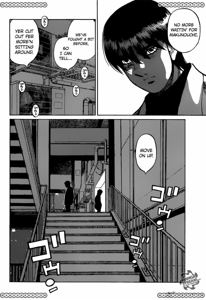 Hajime no Ippo - Chapter 1128