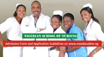 Nigerian Army College of Nursing 2018/19 Admission Form