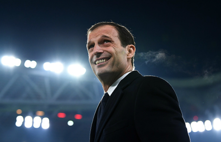 "Allegri: ""Još 300 ili 400 utakmica u Juventusu"""