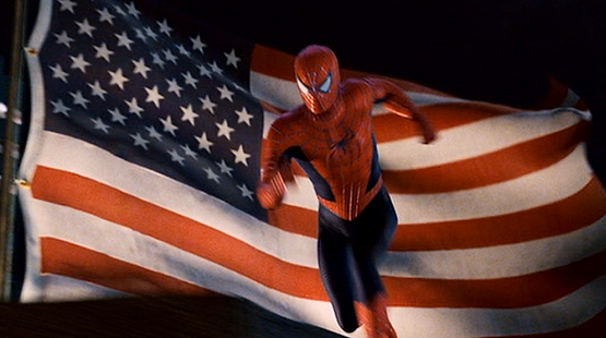 patriotism in spiderman movies Free download spider-man watch free movie streaming now spider-man based on marvel comics' superhero character, this is a story of peter parker who is a nerdy high-schooler he was orphaned as a child, bullied by jocks, and can't confess his crush for his stunning neighborhood.