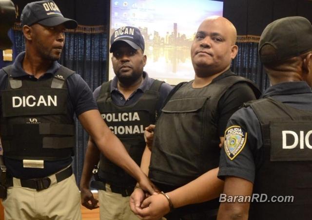Pascual Cordero custodiado por agentes policiales (Archivo)
