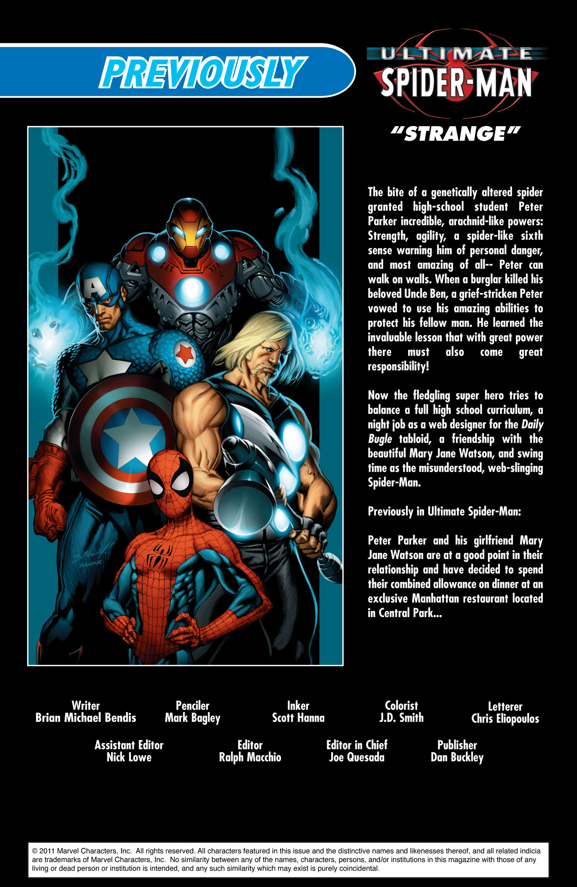Read online Ultimate Spider-Man (2000) comic -  Issue #70 - 2