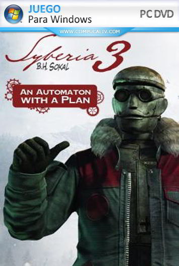 Syberia 3 An Automaton with a plan PC Full Español