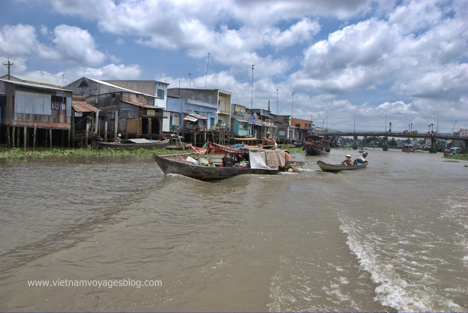 Weekend at Cai Be, Mekong Delta - Photo An Bui
