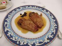 Comida en Centro Villa Lucía en Laguardia