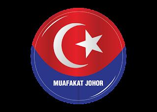 Muafakat johor Logo Vector