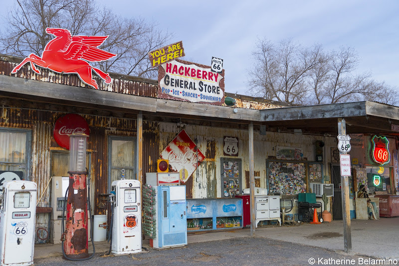 Hackberry General Store Arizona Route 66 Road Trip Attractions