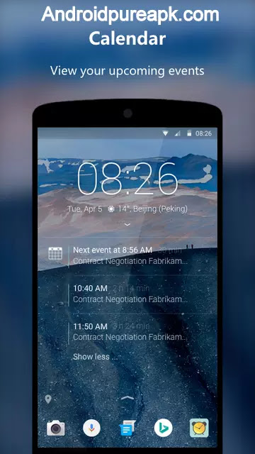 Next Lock Screen Pro Apk