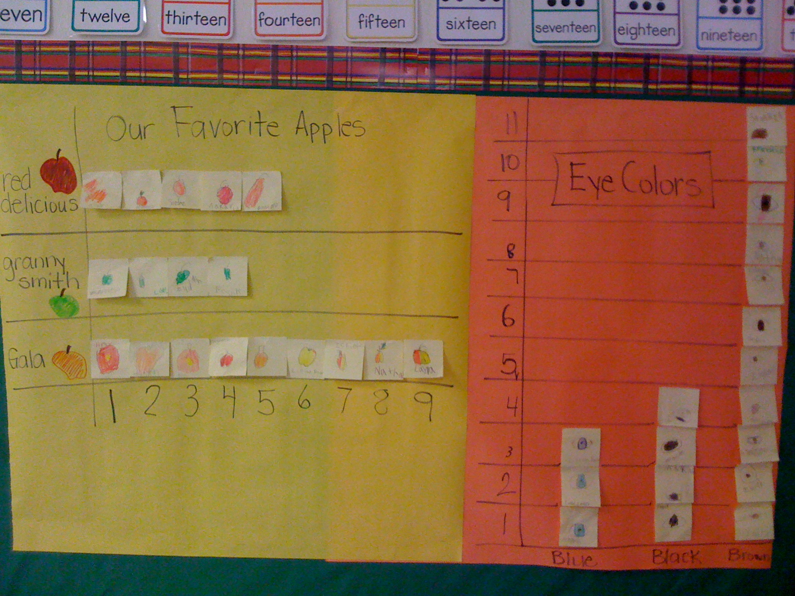 Crayon Bits A First Grade Blog Graph Puzzles