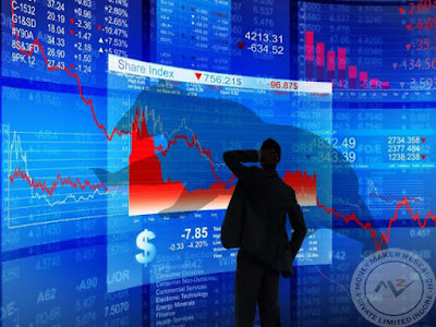 Stock And Commodity Market Slips Down, Infosys drops 8 percent
