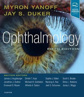 Ophthalmology by yanoff - 5th Edition pdf free download