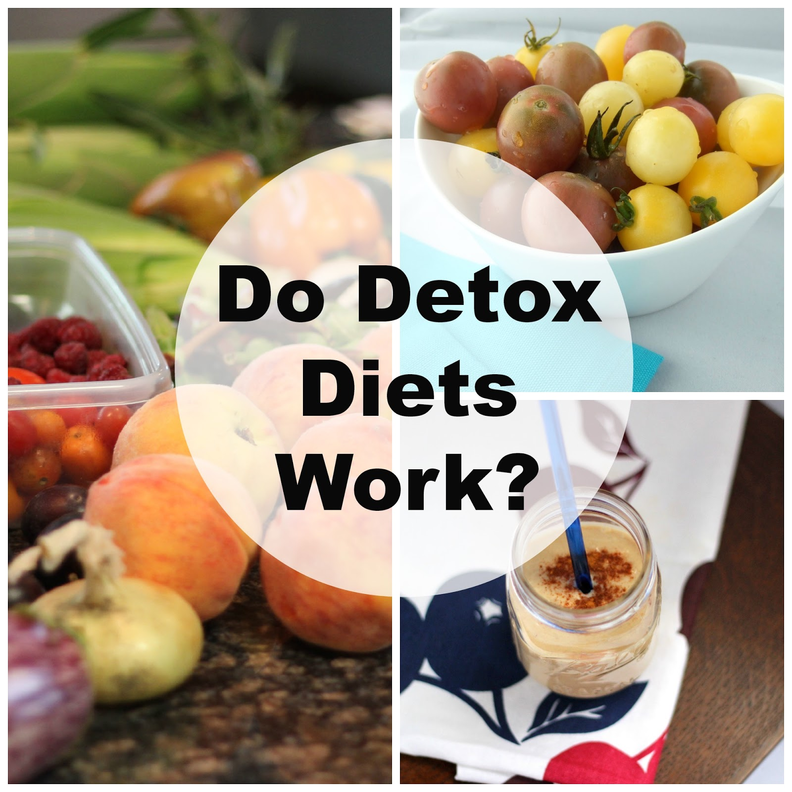 lose weight detox diet