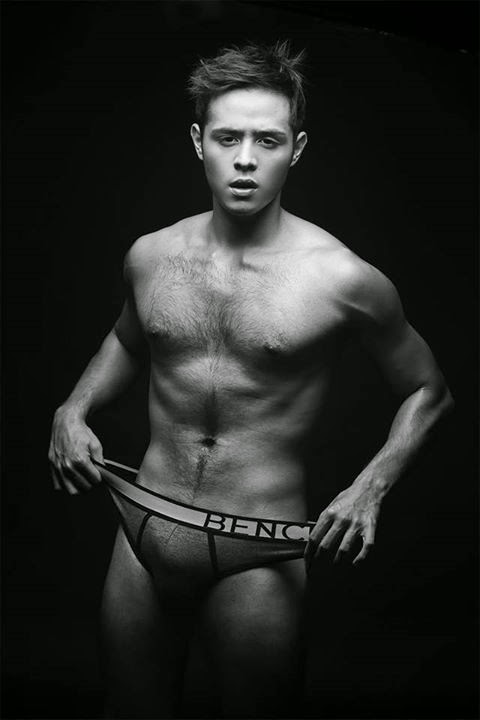 martin del rosario underwear for bench the naked truth