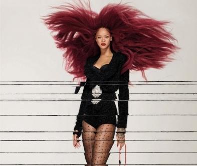 Rihanna becomes the ultimate supermodel for Vogue Paris December issue (photos)